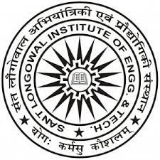 Sant Longowal Institute of Engineering and Technology Recruitment