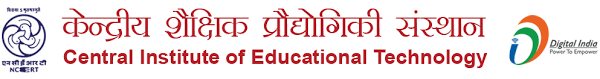 Central Institute of Educational Technology Recruitment