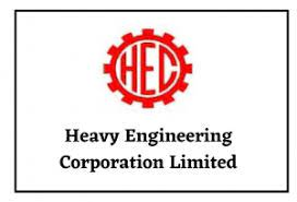 Heavy Engineering Corporation Limited Recruitment